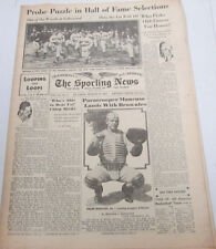 The Sporting News Newspaper    NY Giants  March 30, 1944   101014lm-eB3