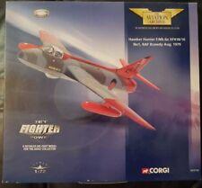 Corgi Aviation Jet Fighter Power Hawker Hunter F.Mk.6a No1 RAF Brawdy AA32702