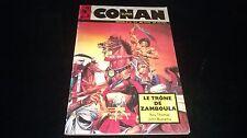 Super Conan 12 : Le trône de Zamboula