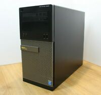 Dell Optiplex 3020 Windows 10 Tower PC Intel Core i3 4th Gen 3.5GHz 8GB 500GB HD