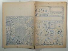 Puzz. N. 3. Anno 1 - Luglio 1971. Controgiornale di sballofumetti, contestazione