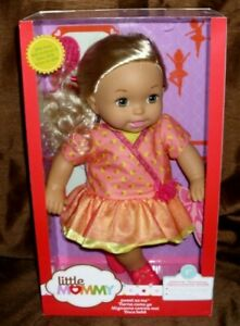 """Fisher-Price Little Mommy Sweet as me 14"""" Doll New"""