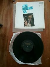 Jimi Hendrix 64 vinyl record.Boulevard records.1973