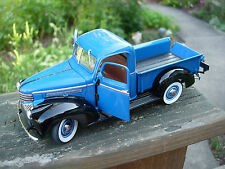 Danbury Mint 1/24th Scale 1941 Chevrolet Pickup-BOX-PAPERS-