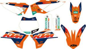NEW KTM FACTORY GRAPHICS SX 65 2009-2015