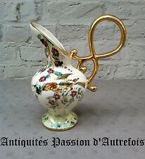 B2016511 - Vase , aiguillére en faïence de Saint Ghislain - Belgique