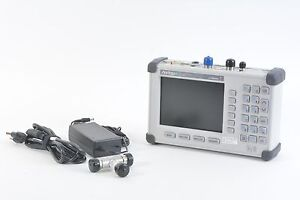 Anritsu SiteMaster S312D Spectrum and Cable Analyzer - Opt 10A 21