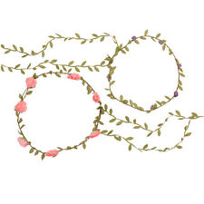 Flower Hair Garland|Fairy Party|Fairy Flower Hair Garland|Party Favours