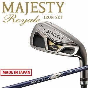 from Japan 2021 MARUMAN Golf Japan MAJESTY Royale IRON SET #7,8,9,10,Pw LV540-SR