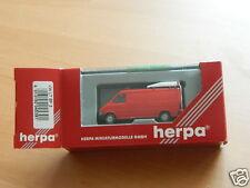 HERPA - VW LT BF 3 - Schwertransporter - rot - OVP - 1:87 - HO - #1194