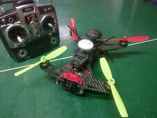 """Walkera RUNNER 250 OSD GPS Devo F7 Monitor 3,5"""" Drone Racing con ritorno a casa"""