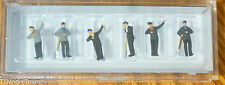 Preiser N #79056 Railroad Personnel -- Engine Driver & Stoker (1/160th Scale)