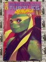 Teenage Mutant Ninja Turtles Jennika (2020) IDW - #2, 1:10 Walsh Variant, VF