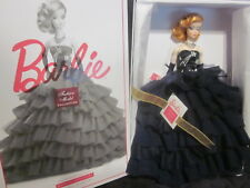 SILKSTONE MIDNIGHT GLAMOUR BARBIE STANDS OUT AMONG THE STARS  NRFB!