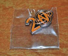 Rare Brand New Hanson 20th H.net Anniversary Pin!