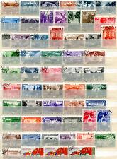 Sammlung Sowjetunion aus Nr. 1247 - 1493   o - KW 72,-- €   ( 44671 )