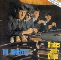 The Roulettes - Stakes And Chips (1992)  CD  NEW/SEALED  SPEEDYPOST
