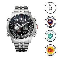 New Citizen Eco-Drive Promaster Sky Air Mens Pilot Watch JZ1060-50E JZ1061-57E