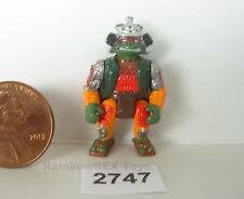 RAPH MOVIE III TMNT Mini Mutants / Mini Carry Along Communicator Turtles Playset