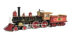 """Elegant, finely detailed model train kit by OcCre: the """"Rogers 119 Locomotive"""""""