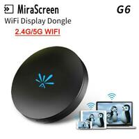 1080P HDMI Wireless Display 2.4G/5G WIFI Dongle Receiver Miracast Airplay DLNA
