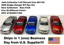 2006 Dodge Charger No. 91136 1:32 5pc- Diecast Collectible Set No Box- New