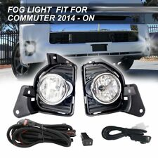Fog Lamp Spot light For TOYOTA HIACE H200 Commuter 2014 2015 2016 ON
