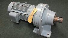 SUMITOMO CYCLO DRIVE CNHM05-4115DB-AV-104 TC-FV INDUCTION MOTOR 1735RPM NEW $299