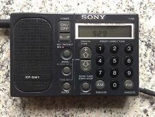 Sony Weltempfänger ICF-SW1