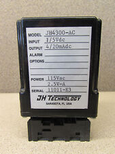 JH TECHNOLOGY JH4300-AC INPUT TRANSMITTER W/ BASE SOCKET