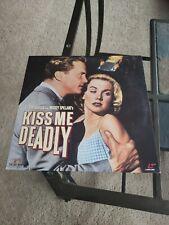 Kiss Me Deadly Laserdisc