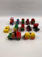 Brio Wooden Trains Engine Carriage bundle job lot bundle free delivery