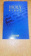 THE NASB Bible The Updated NEW AMERICAN STANDARD BIBLE Softcover