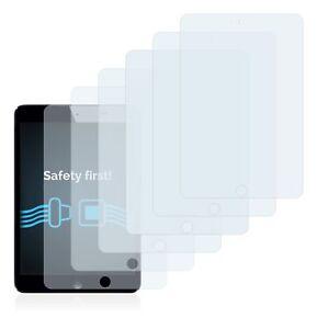 Apple iPad Mini 3, 6 x Transparent ULTRA Clear Screen Protector