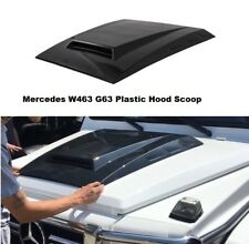 Mercedes W463 G class G500 G55 G63 Hood Scoop Plastic B Style for 1995-2017