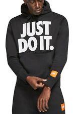 Nike Just Do It Hoodie - CHOOSE SIZE - CJ4888-011 JDI Logo NSW Sportswear White