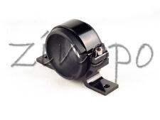 Billet single Fuel Pump Mounting Bracket EFI PETROL Filter Clamp Cradle 60mm GAS