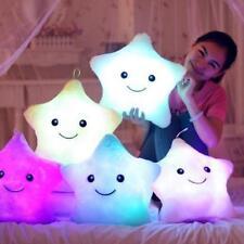 LED Star Pillow