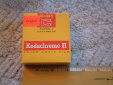 kodachrome 2 super 8 film Color Movie Film Expired Nov 1972 Sealed Box