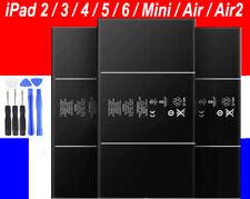 BATTERIE INTERNE NEUVE 0 CYCLE POUR IPAD 2 / 3 / 4 / 5 / 6 / AIR / MINI / AIR 2