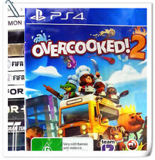 PS4 Overcooked! 2 Sony PlayStation Action Games