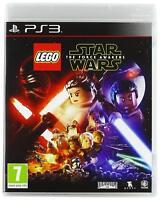 Lego Star Wars el Despertar de la Fuerza PS3 Nuevo Precintado Vendedor Gb