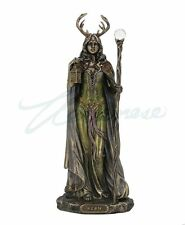 Elen Of The Ways Sculpture Antlered Goddess Of The Forrest *GREAT HOLIDAY GIFT!