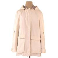 ARMANI COLLEZIONI Coats Jackets Beige Woman Authentic Used T2462