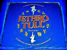 JETHRO TULL - 50 FOR 50 > A CAREER SPANNING COLLECTION 3CDs OVP > 111austria 😊