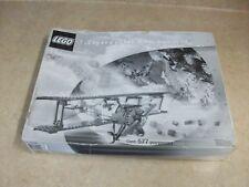 LEGO 3451 Black & White Box Sopwith Camel Airplane New Sealed In Box Very Rare