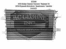 70 Dodge Plymouth Coronet Belvedere AC Condenser Charger 3441423 AC3100