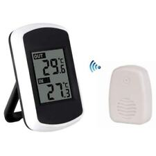 LCD Wireless Digital Thermometer Indoor and Outdoor R2Z2