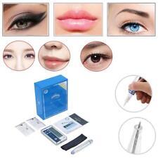 Digital Permanent Eyebrow Lip Eyeline Eyeliner Makeup Tattoo Pen Machine Kit
