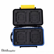 Waterproof Memory Card Case Holder MC-3 for SD XD CF Cards Memory Stick New